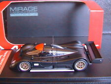 TOYOTA TS010 TEST CAR FUJI 1993 MATT BLACK HPI RACING 8584 1/43 LE MANS CAR