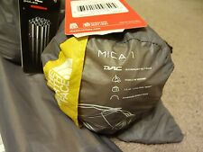 North Face Mica FL 1 Tent, Yellow/Gray