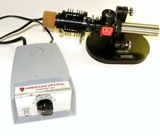 LASER INC. LASE-A-LINE OPTIC SYSTEM WITH AMERICAN OPTICAL TRANSFORMER