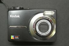 Kodak EasyShare C613 6.2MP 2.4''Screen 3x Zoom Digital Camera BLACK