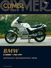 CLYMER SERVICE REPAIR MANUAL M500-3 BMW K75 LOW SEAT 1989, K1 1990 1991 92 1993