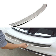 For Mercedes Benz C-Class W205 2014-2015 Rear Outer Bumper Protector Guard Plate