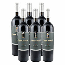 Flora Springs 2013 Napa Valley Red Wine - 90 points (6 Bottles)