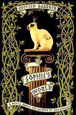 Sophie's World by Jostein Gaarder (1994, Hardcover)