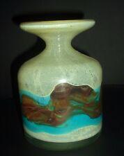 """""""mer et sable"""" mdina vase-rare-très bon état"""