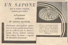 W4927 FATMA - Un sapone ... - Pubblicità del 1934 - Vintage advertising