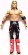 "MATTEL 6"" inch WWE EDGE RATED R SUPERSTAR HALL OF FAME SOLD AS IS SHIP WORLDWIDE"