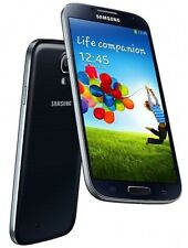 """5"""" Samsung Galaxy S4 GT-I9500 13MP 16GB Android OS Unlocked Mobile Phone - Blue"""