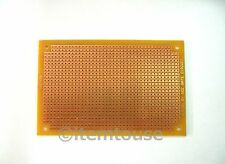 2 pcs PCB Prototyping Circuit Board Strip Board 73x111 mm Vertical SGC09