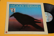 WOODY HERMAN LP TOP JAZZ THE RAVEN SPEAKS ITLAY 1982 EX AUDIOFILI