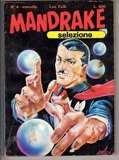 Fumetto MANDRAKE SELEZIONE EDIZIONI SPADA NUMERO 4
