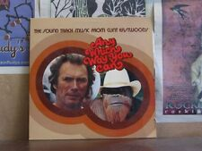 ANY WHICH WAY SOUNDTRACK, RAY CHARLES EASTWOOD - LP