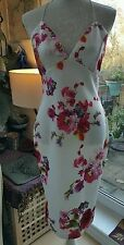 AX PARIS beautiful Dress (party) STRAPPY BODYCON SIZE 14