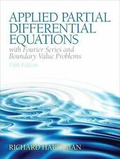 Applied Partial Differential Equations with Fourier Series and Boundary Value...
