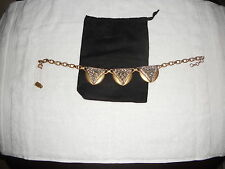 NWT J.CREW CRYSTAL TRIANGLES NECKLACE SOLD OUT!!