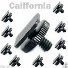 "Lot of 10 X Pieces 1/4""-20 Tripod Screw to Flash Hot Shoe Mount Adapter 1/4"" 20"