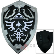 FOAM Dark Link Legend of Zelda Triforce Shield Prop Replica Latex Weapon Cosplay
