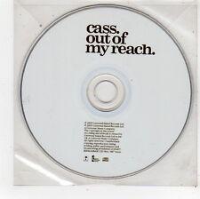 (FU360) Cass, Out Of My Reach - 2005 DJ CD