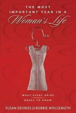 What Every Bride Needs to Know : The Most Important Year in a Woman's Life by...