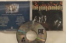 fine young cannibals cd self titled  irsd-5683  no barcode  jvs 497