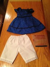 American Girl   Addy's Meet Outfit NEW !!!!!!!!