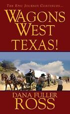 Wagons West: Texas!-ExLibrary