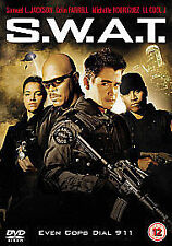 S.W.A.T. - Starring Samuel L Jackson - 2010 - BRAND NEW AND SEALED DVD