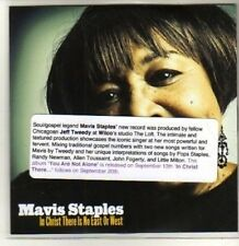 (BT864) Mavis Staples, In Christ There Is No East Or West - DJ CD