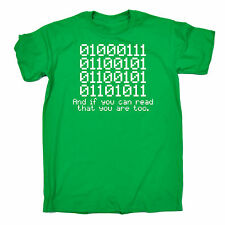 0100 Binary And If You Can Read That T-SHIRT Programmer Coder Gift birthday