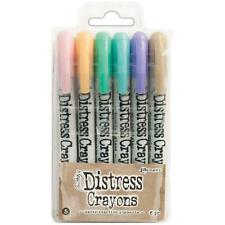 TIM HOLTZ DISTRESS CRAYONS SET #5