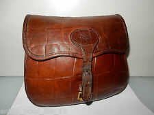VINTAGE MULBERRY TAN CONGO LEATHER CROSS BODY BAG