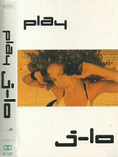 JENNIFER LOPEZ  PLAY CASSETTE  single J-LO 3 TRACK LOVE DON'T COST A THING RAP