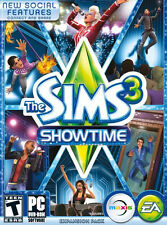Les sims 3: showtime expansion (pc/mac, region-free) origin téléchargement key