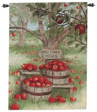 Apple Stand Tapestry Wall Hanging