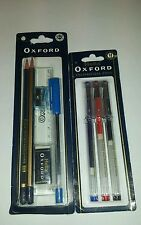 Helix Small Set Includes Oxford Student Set Oxford Tri-Grip Pens