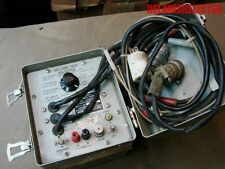 Military Radio High-Voltage Power Supply Test Tester Set