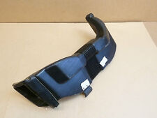 VW T4 TDI V6 Multivan Caravelle Air duct Doppelklime rear D column 703820157A