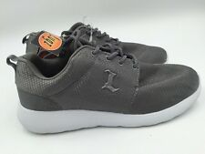 Lugz zosho size 7.5 mens gray Shoes With Tags