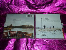 TRAVIS: THE MAN WHO (CD, 10 TRACKS, 1999)