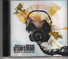 (CD579) The Unknown Stuntman, The Best Of ... Everyone Else - DJ CD