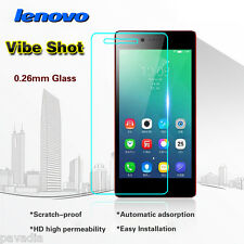 2.5D Tempered Glass Shatterproof Screen Guard Protector for Lenovo Vibe Shot