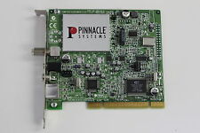 PINNACLE SYSTEMS EMPTYV 51013825-1.5 PCI VIDEO CAPTURE BOARD WITH WARRANTY