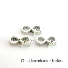 10pcs Infinite Faith Foating Charms for Glass Locket Free Shipping FC838