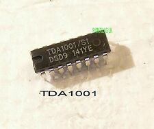 TDA1001 PHILIPS INTERFERENCE/NOISE SUPPRESSION CHIP,LOW/HIGH PASS FILTERS 16DIP
