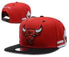 Men's Baseball Cap Chicago Bulls Snapback Adjustable Sports Hats