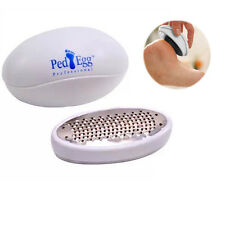 New Ped Egg Callus Remover Pedicure Ultimate Foot File For Smooth Perfect Feet