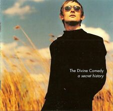 DIVINE COMEDY A Secret History RARE double CD 40 page hardcover book