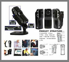 Mini DV video camera x moto, auto, viaggio.Riprese softair,modellismo,auto,moto