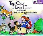 Ten Cats Have Hats: A Counting Book