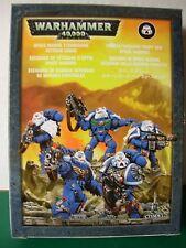 Warhammer 40k Space Marine Sternguard Veteran Squad Metal Boxed Rare OOP
